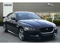 2018 Jaguar XE 2.0 i4 Petrol (200PS) R-Sport Auto Saloon Petrol Automatic