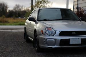 2002 Subaru Impreza RS Sedan
