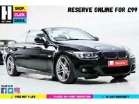 2013 BMW 3 Series 3.0 330d M Sport 2dr Convertible Diesel Automatic