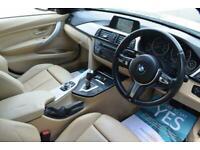 2014 BMW 3 Series 2.0 325d M Sport (s/s) 4dr Saloon Diesel Automatic