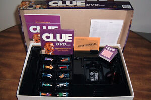 Clue DVD Game - 2006 - Complete London Ontario image 3