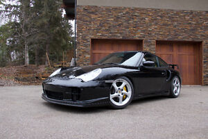 2002 Porsche 911 GT2 Coupe (2 door)