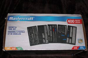 400p mastercraft socket and tool set
