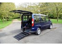 2010 Fiat Doblo, Wheelchair Accessible Vehicle, WAV, Disabled Car.