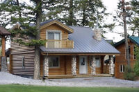 Beautiful Cabin for Sale - 10 km from Radium