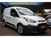 2015 65 FORD TRANSIT CONNECT 1.6 TDCI 220 5 SEAT DOUBLE CAB CREW VAN DIESEL