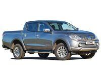 Pickup wanted, 4-door crew cab up to £5000