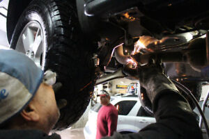 Is your muffler affected by rust? We can check yours FOR FREE