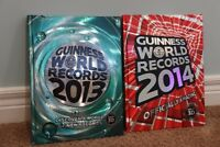 Guinness World Record / Ripleys Believe It Or Not