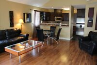 2 Bedroom with Loft and 2 Bath Furnished Suite in Oliver