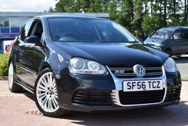 Volkswagen Golf R32 (black) 2006