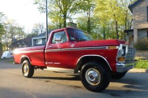 Pick up 1978 - Ford F-250
