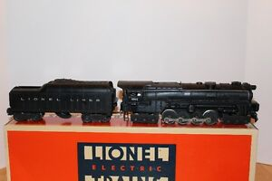 LIONEL TRAINS 681 TURBINE