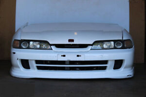 1994 2001 DC2 JDM ACURA INTEGRA SILVER FRONT END CONVERSION