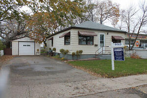 Estevan - 3br House with heated Garage, Shed and Fenced yard