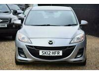 2012 Mazda 3 1.6 TS2 D 5d 113 BHP + FREE DELIVERY + FREE 3 MONTHS WARRANTY + FRE