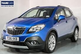 2016 Vauxhall Mokka 1.6 CDTi 136ps Exclusiv With Air Con, Cruise Control And All