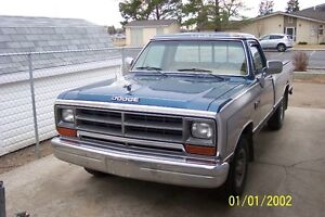 * SOLD* 1989 Dodge Other LE 150 Pickup Truck