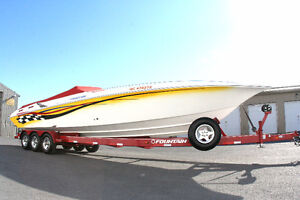 Fountain Powerboats Executionner