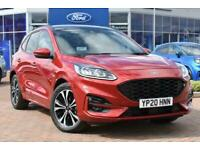 2020 Ford Kuga 2.5 EcoBoost PHEV ST-Line X First Ed 5dr Auto 4x4 Petrol Automati
