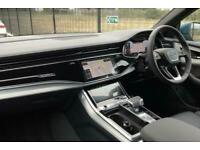 2020 Audi Q8 S line 55 TFSI quattro 340 PS tiptronic Estate Petrol Automatic