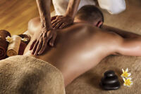 Oil Massage with Professional relaxation