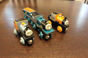Various Thomas Trains
