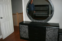 2 DRESSERS AND A END TABLE MATCHING