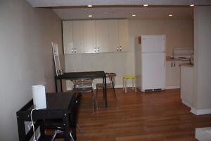 2 bedrooms basement suite near U of C and SAIT, C-train statione