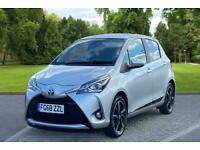 2018 Toyota YARIS HYBRID 1.5 VVT-i Design Auto Hatchback P/Electric Automatic