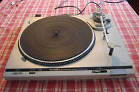 Table Tournante Technics SL-D20 Turntable - Direct drive