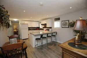 UPDATED ONE LEVEL LIVING...Lovely FULLY FINISHED 2 BED HOME