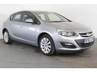 2013 63 VAUXHALL ASTRA 1.6 EXCLUSIV 5D 113 BHP