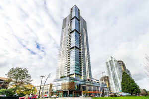 Metrotown High Rise Apartment for rent 2 Bedroom 2 Bathroom