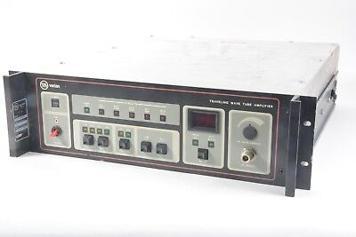 Varian Traveling Wave Tube Amplifier Vzc6961d801 As Is