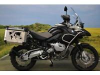 BMW R1200GS 2009 ** ENGINE BARS, PANNIERS, ABS, ASC. SHAFT DRIVE **