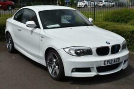 image for 2012 BMW 1 Series 2.0 118D M Sport Coupe Alloys Comfort Pack Parking Sensors Cou