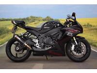 Suzuki GSX-R750 **Scorpion Exhaust, Crash Bobbins, Brembo Brakes**
