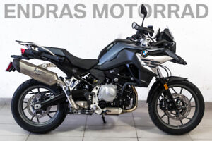 2019 BMW F750GS - BRAND NEW $17,499 + HST