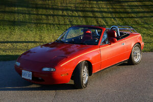 Put some Fun in Your Sun Great Condition 1990 Miata