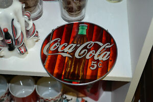 Coca Cola Window Stained Glass Hanger