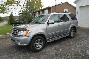2003 Toyota Sequoia Limited VUS