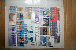 1000+ Stamps both Mint and Used Worldwide Kitchener / Waterloo Kitchener Area image 3