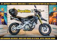 2010 60 APRILIA DORSODURO 750 750CC 0% DEPOSIT FINANCE AVAILABLE