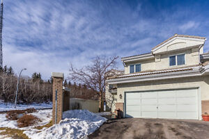2 storey with walkout! (#2 5790 Patina Drive SW)