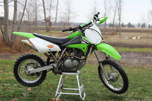 2004 Kawasaki KLX 125 IN GREAT SHAPE