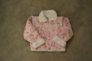 Girls winter jacket size 4T