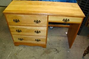 4 drawer maple dresser (just reduced to 60.00)