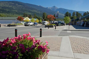 Furnished 3 bed / 2 bath house 3 blocks from downtown Valemount