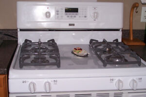 Appliances:  Gas Stove, microwave, dishwashers, gas dryer